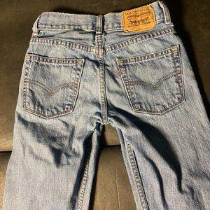 Kids Levi's 550 Jeans -- Sz 10S (23*25)